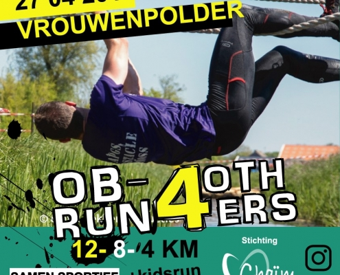 Obstakelrun april 2019